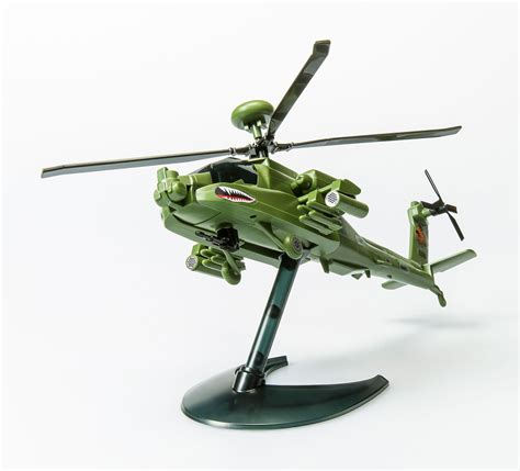 hover to zoom airfix j6004 airfix quick build apache helicopter
