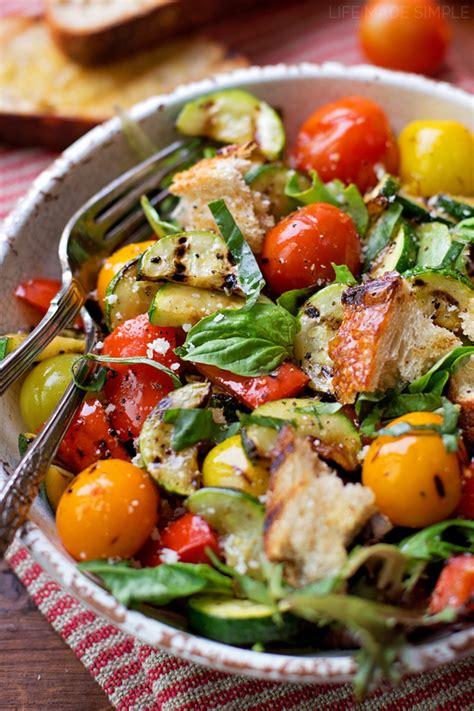 ina garten panzanella salad panzanella pioneer
