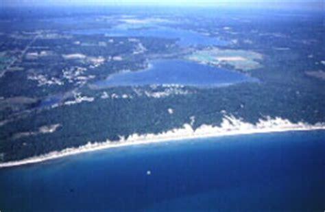 critical dunes emmet county petoskey state park