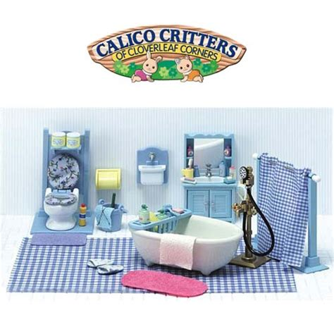 calico critters bathroom calico critters master bathroom