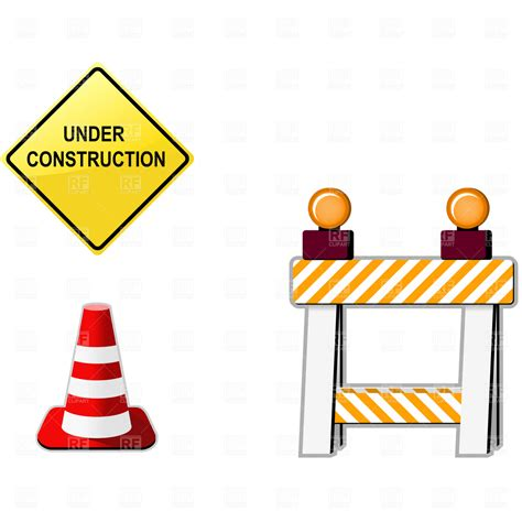Royalty Free Building Contractor Clip Art Vector Images   gallery for gt construction sign clipart