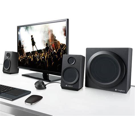 Speaker Logitech Z333 Multimedia Speakers 2 1 Speaker Haut Parleurs Z333 Multimedia Speakers Syst 232 Me De Haut