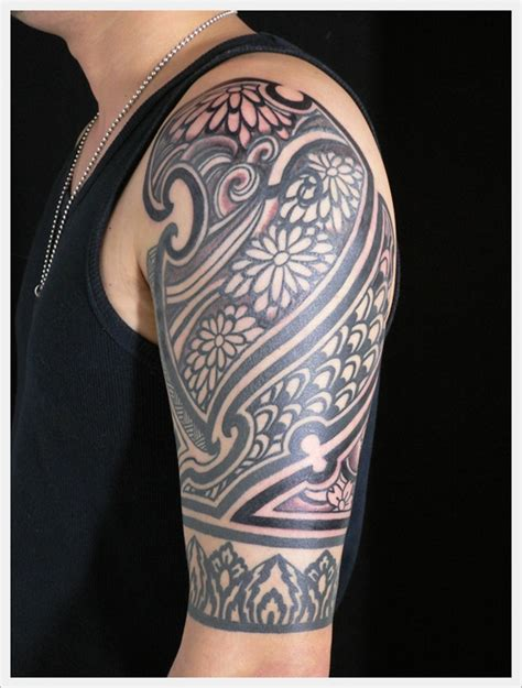 thick tribal arm tattoos 99 tribal designs for