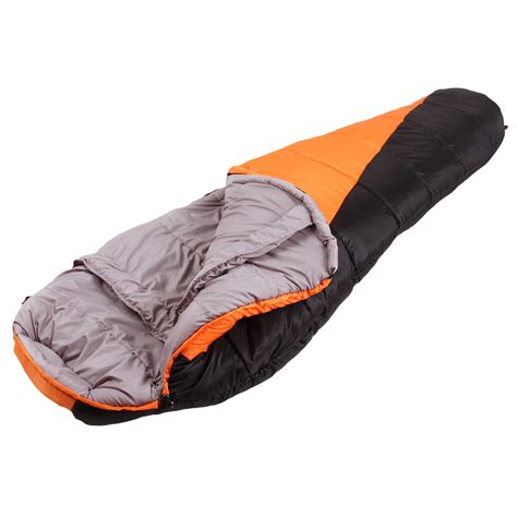 azuma quality 3 season mummy sleeping bag cing