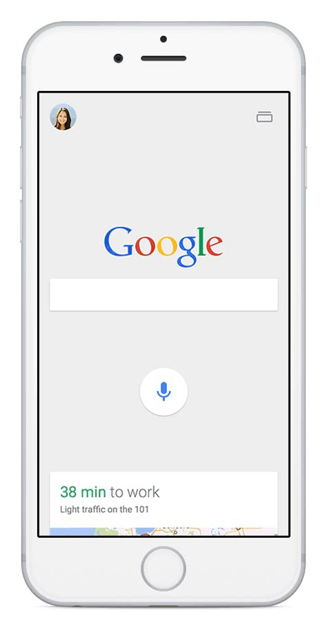 google images on iphone inside search unwrap the new google app for ios