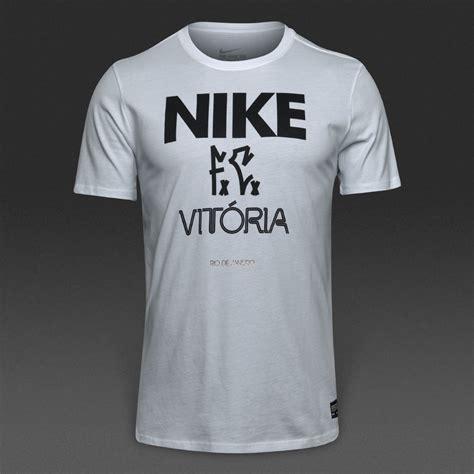 T Shirt Nike F C White nike shorts nike f c vitoria white t shirts mens