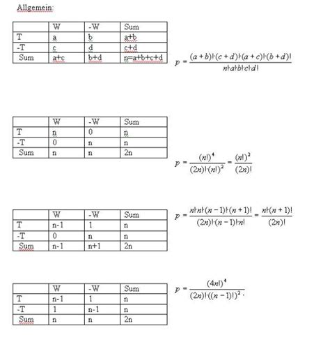 4 felder tafel vier felder tafel 0 1 onlinemathe das mathe forum