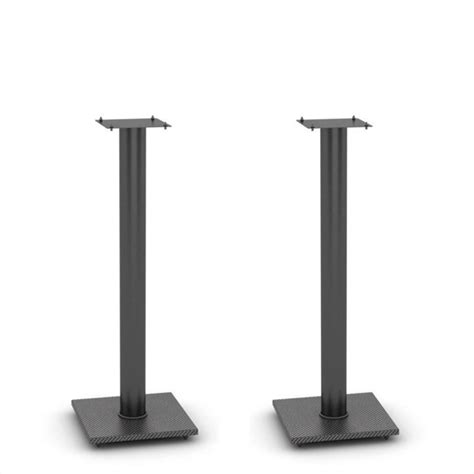 atlanticc adjustable bookshelf black speaker stand ebay