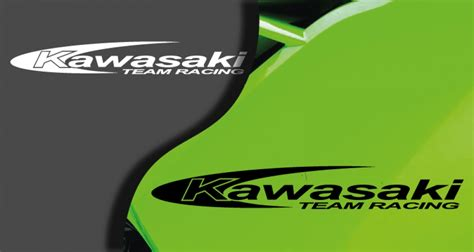 Racing Paradise Sticker by Stickers Kawasaki Racing Team