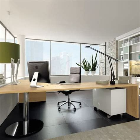 modern office desk designs 17 sleek office desk designs for modern interior