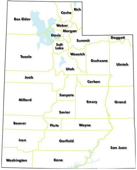 best photos of utah county maps black utah counties map the geography of northern utah