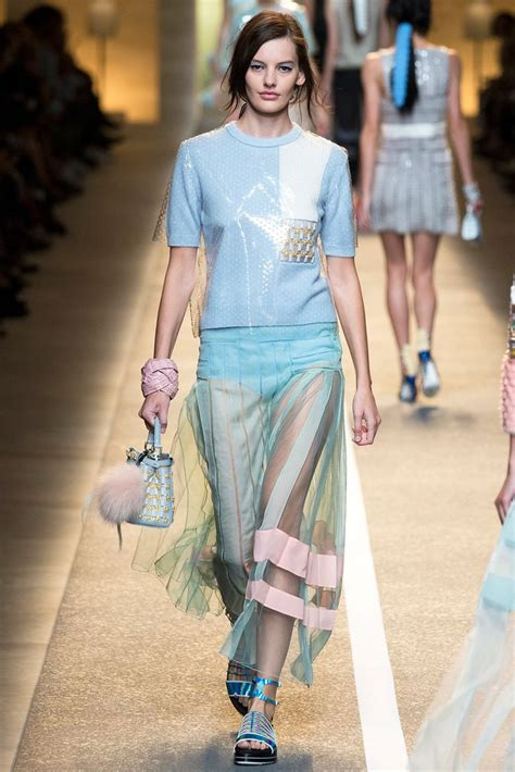 To Go What About A 3530 Fendi Dress by Fendi 2015 Ready To Wear Collection Gallery