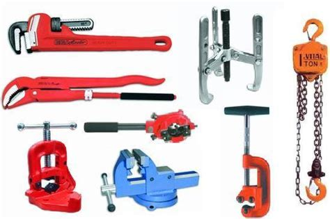 Plumbing Tools List by Plumbing Tools Chain Hoists Vises Pullers Images