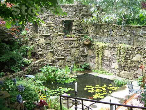 Backyard Ponds Designs by Pond Designs And Important Things To Consider Interior