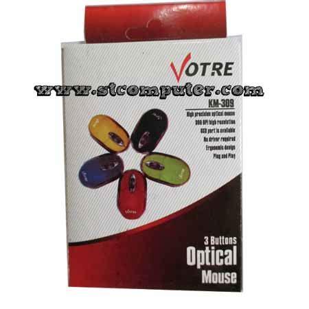 Mouse Votre Km 309 mouse optik votre km 309 usb