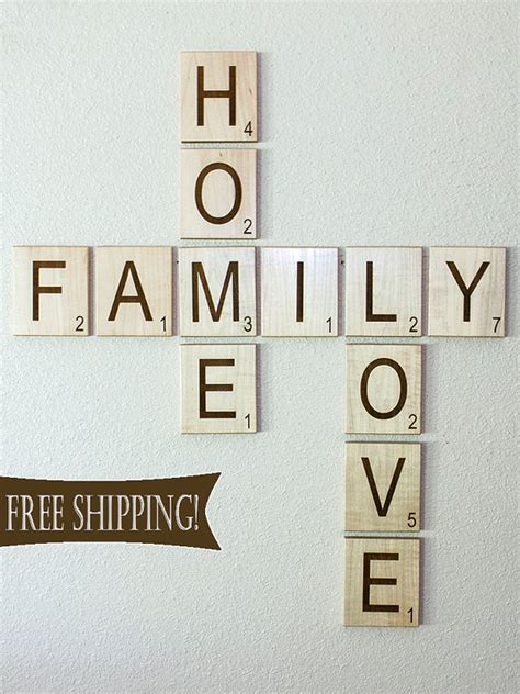 scrabble letters home decor scrabble letters large individual scrabble tiles crossword