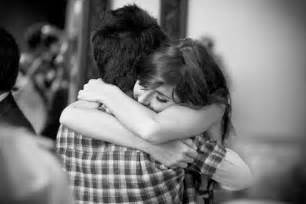 Maia Moving Comfort Black And White Couple Cute Hug Image 287472