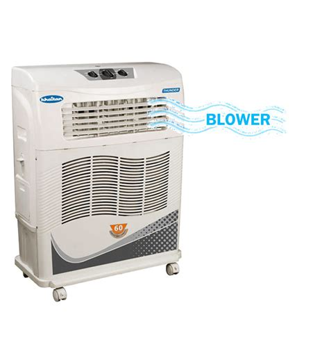 room cooler khaitan 60 ltr double blower air cooler buy online at