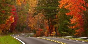 In Fall Fall Road Trips Infographic Huffpost