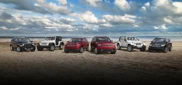 2015 Jeep Lineup 2015 Jeep Lineup Jeep Company Photos