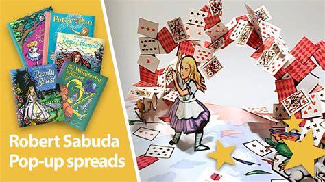 design brief for a pop up book favorite pop ups created by robert sabuda youtube