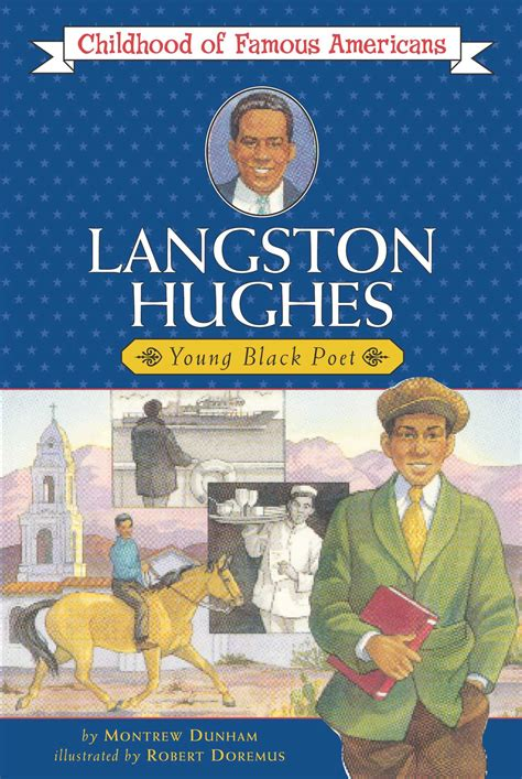 biography american author langston hughes langston hughes ebook by montrew dunham official