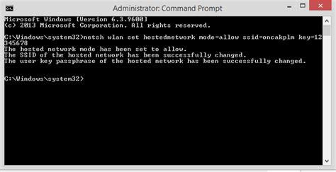 cara membuat hotspot di laptop asus cara membuat hotspot di windows 8 dan 10 melalui cmd