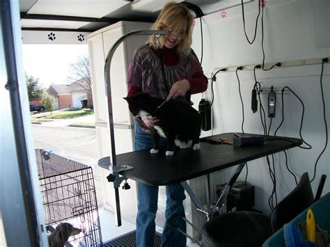 mobile groomers waggin tails mobile pet grooming mobile groomers autos post