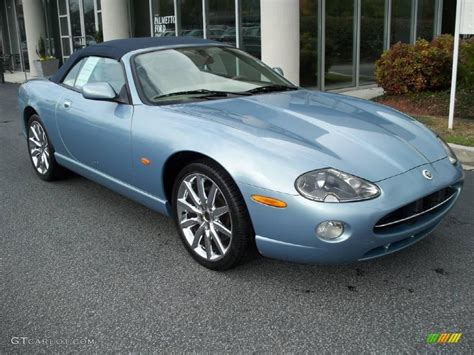 jaguar xk blue 2006 blue metallic jaguar xk xk8 convertible