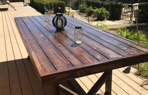 faux wood outdoor dining table faux wood outdoor dining table by bryant furniture sets