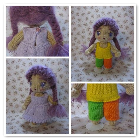 by hook by hand manga manga amigurumi doll free pattern download by hook by hand knit manga spirit dress and rompers