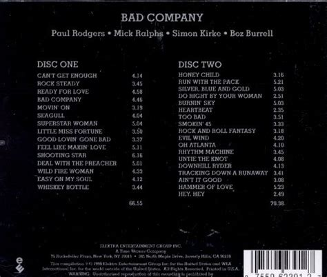 best bad company album the original bad company anthology bad company songs