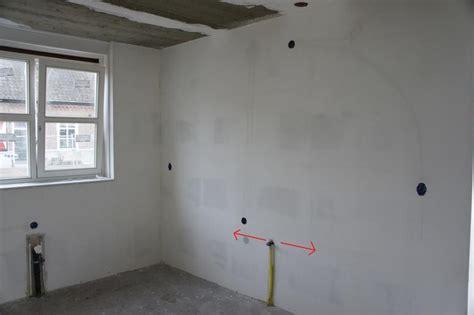 inbouwkeuken monteren gaskraan monteren in keuken t b v vrijstaand fornuis
