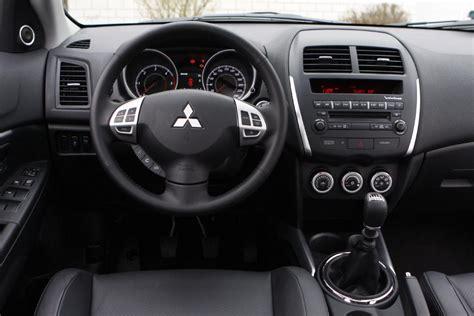 Gel Nde Auto by Mitsubishi Asx Vom Gel 228 Nde Auf Die Stra 223 E Magazin
