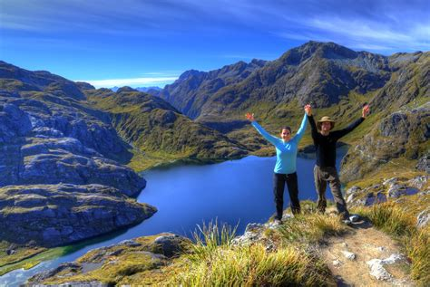 best of the best of new zealand s great walks
