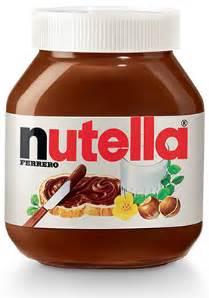 valeur nutritionelle et gamme de produit nutella