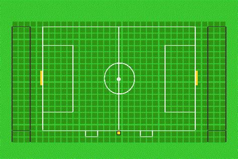 unity grid layout exle using a and grids entering a football field in unity3d