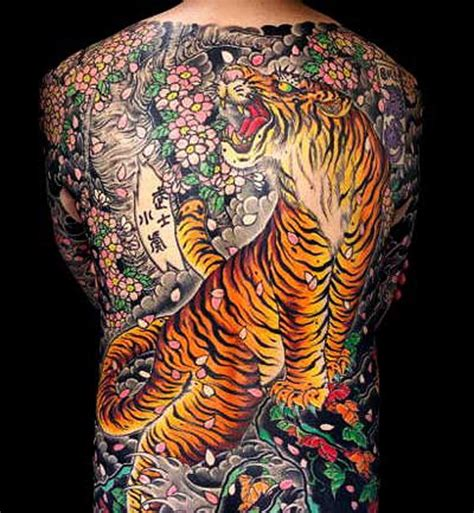 japanese tiger tattoo meaning tiger tattoos designs