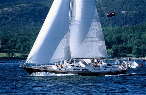 hinckley boat europe 2001 hinckley sou wester 59 cc sloop sail boat for sale
