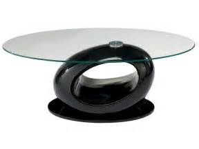 table basse egg coloris noir vente de table basse