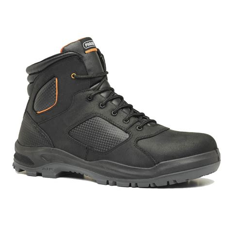 lightweight safety boots for parade footwear treyk black unisex metal free lightweight