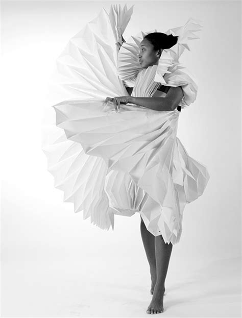 How To Make Paper Costumes - tara keens douglas strictlypaper