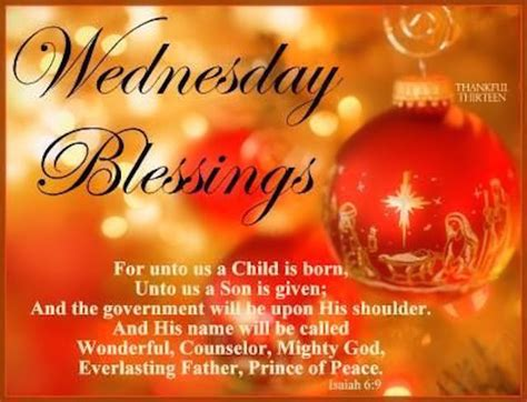 wednesday christmas blessings pictures   images  facebook tumblr pinterest