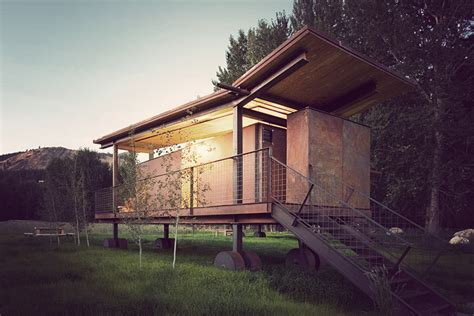 Rolling Cabins by Rolling Huts Gallivant