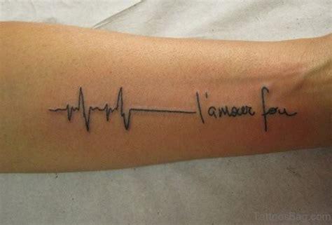 charming wording tattoos  wrist