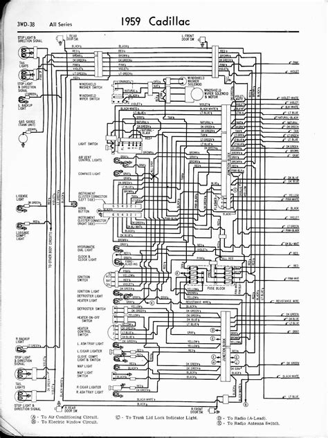 1964 cadillac air conditioning wiring diagram 45 wiring