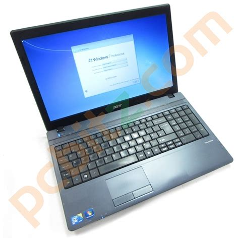 Laptop Acer 2 Duo Second acer aspire 5735 2 duo 2 20ghz 4gb 320gb windows 7 pro 15 6 laptop refurbished laptops