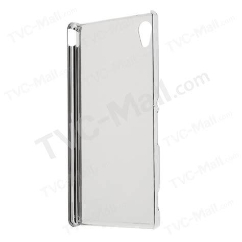 Sony Xperia M4 Aqua Dual M4 Aqua Metal Slide Sarung Casing brushed metal aluminum for sony xperia m4 aqua dual black tvc mall