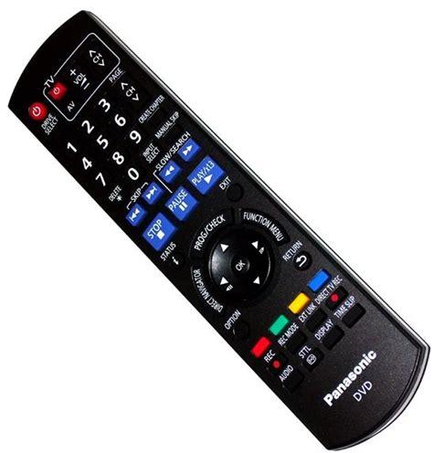 Remote Dvd Panasonic N2qahc000021 Original panasonic dvd n2qayb000335 original remote dmr
