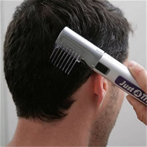 how to shave hair parting with clippers free shipping portable just a trim electric hair clipper